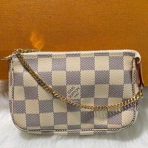 Authentic Louis Vuitton Mini Pochette Accessoires
